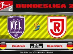 Soi kèo Osnabruck vs Regensburg 23h30 ngày 29/05: Lợi thế sân nhà