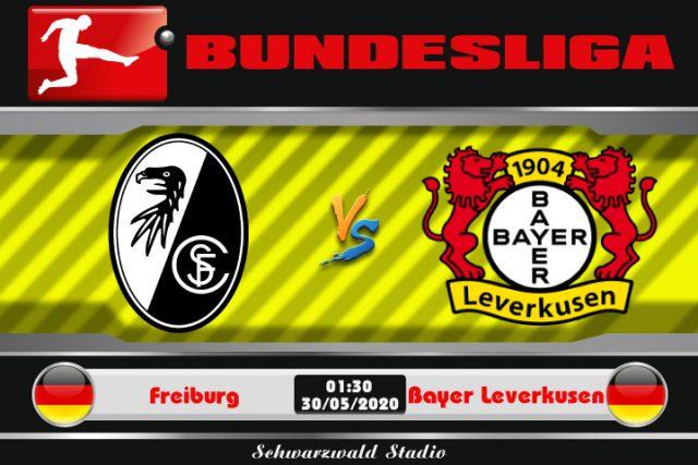 Soi kèo Freiburg vs Bayer Leverkusen 01h30 ngày 30/05: Chủ nhà dễ chơi