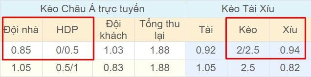 Tỉ lệ kèo Suwon Bluewings vs Incheon