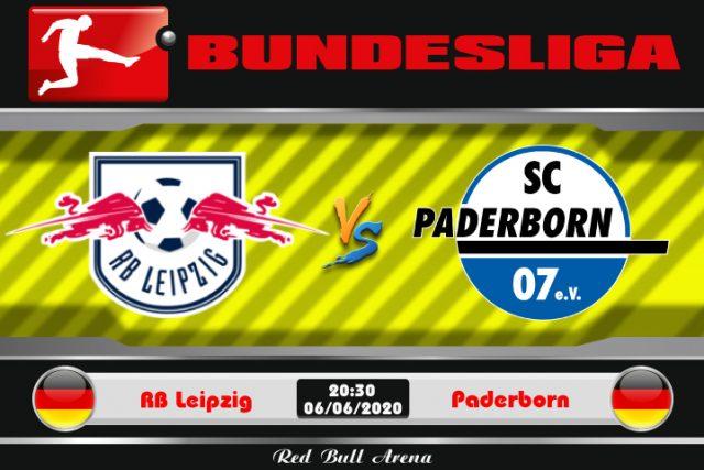 Soi kèo RB Leipzig vs Paderborn 20h30 ngày 06/06: Định mệnh khó tránh