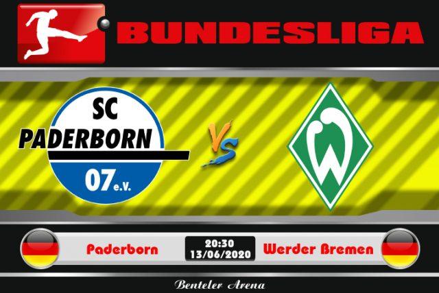 Soi kèo Paderborn vs Werder Bremen 20h30 ngày 13/06: Chung kết nhóm đèn đỏ