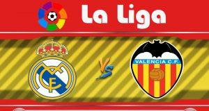 Soi kèo Real Madrid vs Valencia 03h00 ngày 19/06: Mây đen giăng lối về