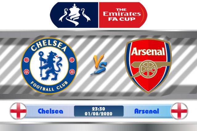 Soi kèo Chelsea vs Arsenal 23h30 ngày 01/08: Nội chiến thành London