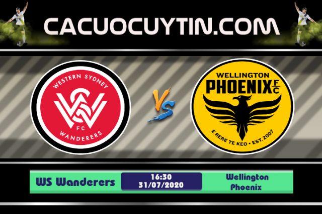 Soi kèo WS Wanderers vs Wellington Phoenix 16h30 ngày 31/07: Tôn trọng đối thủ