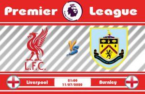 Soi kèo Liverpool vs Burnley 21h00 ngày 11/07: Không thể cản phá