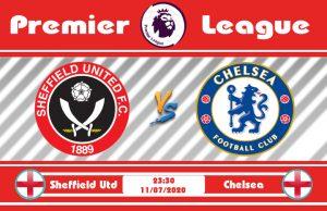 Soi kèo Sheffield Utd vs Chelsea 23h30 ngày 11/07: Tôn trọng đối thủ