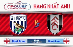 Soi kèo West Brom vs Fulham 23h00 ngày 14/07: Còn nước còn tát