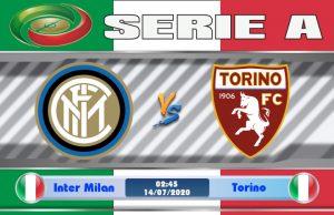 Soi kèo Inter Milan vs Torino 02h45 ngày 14/07: Trở lại ngôi Á Quân