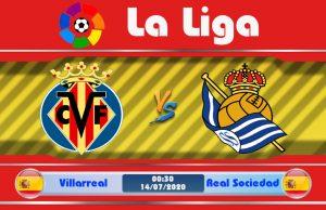 Soi kèo Villarreal vs Real Sociedad 00h30 ngày 14/07: Cần phải chiến thắng