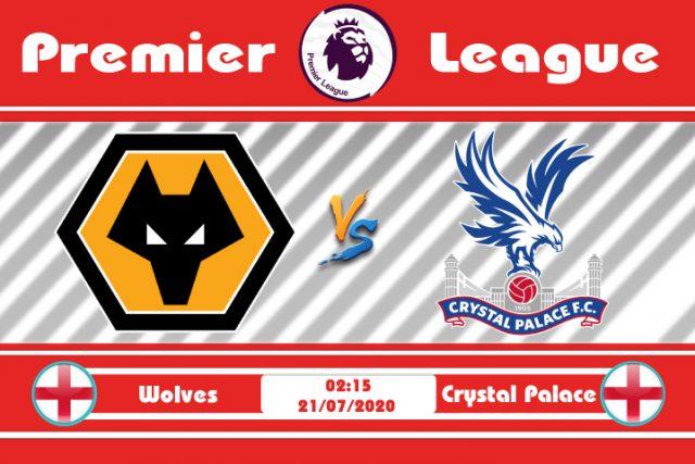 Soi kèo Wolves vs Crystal Palace 02h15 ngày 21/07: Molineux Stadium