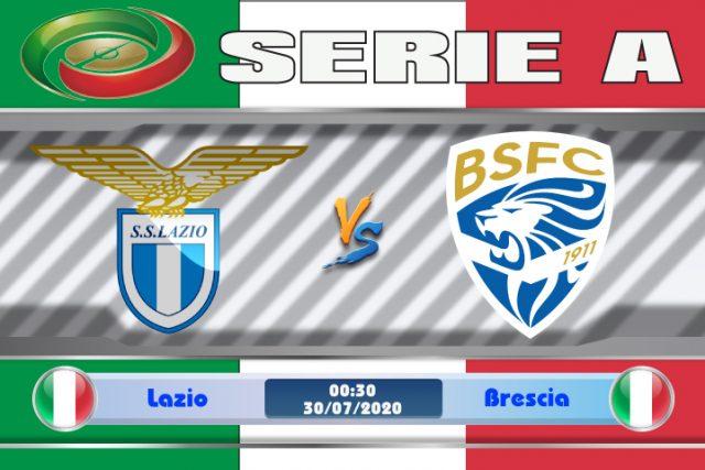 Soi kèo Lazio vs Brescia 00h30 ngày 30/07: Không thắng cũng không được