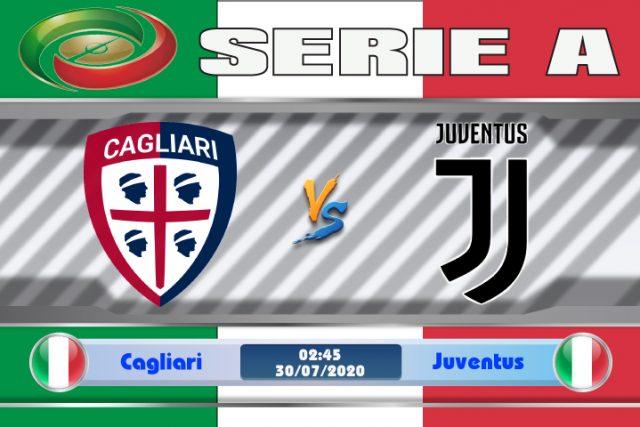 Soi kèo Cagliari vs Juventus 02h45 ngày 30/07: Đón chờ mưa bàn thắng