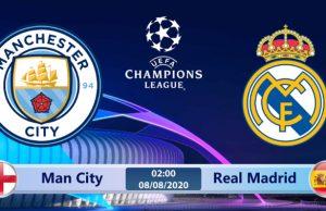 Soi kèo Man City vs Real Madrid 02h00 ngày 08/08: Lưỡng hổ tương tranh