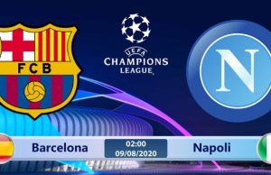 Soi kèo Barcelona vs Napoli 02h00 ngày 09/08: Cam Nou vững chắc