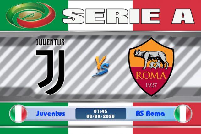 Soi kèo Juventus vs AS Roma 01h45 ngày 02/08: Thế trận khó lường