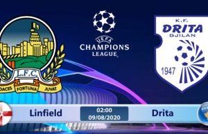 Soi kèo Linfield vs Drita 23h00 ngày 11/08: Kinh nghiệm lên tiếng