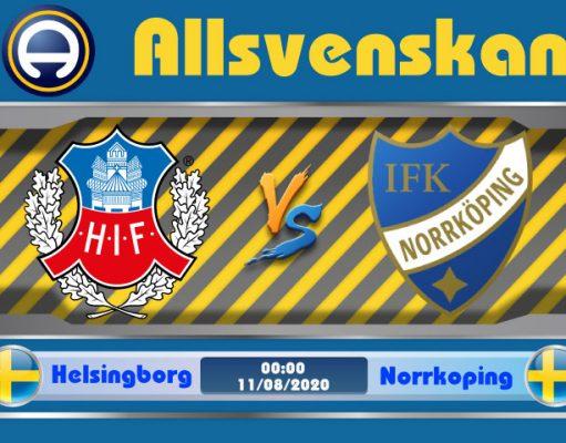 Soi kèo Helsingborg vs Norrkoping 00h00 ngày 11/08: Sa sút phong độ