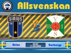 Soi kèo Sirius vs Varbergs 00h00 ngày 11/08: Gặp lại người xưa