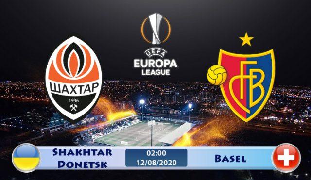 Soi kèo Shakhtar Donetsk vs Basel 02h00 ngày 12/08: Inter Milan đang chờ