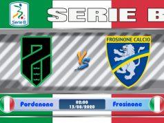 Soi kèo Pordenone vs Frosinone 02h00 ngày 13/08: Cơ hội mong manh
