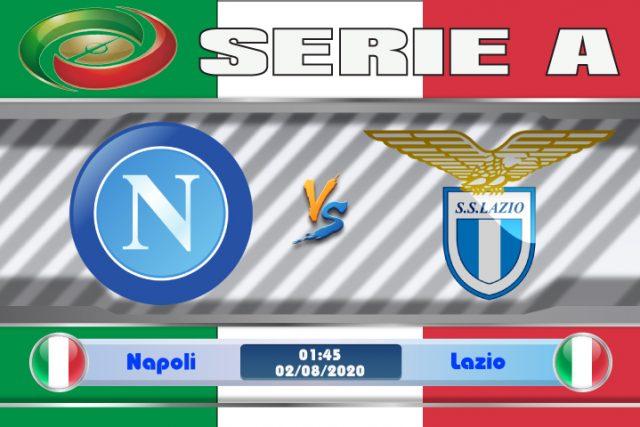 Soi kèo Napoli vs Lazio 01h45 ngày 02/08: Chủ nhà là khắc tinh