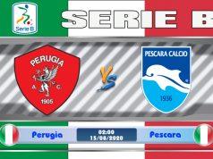 Soi kèo Perugia vs Pescara 02h00 ngày 15/08: Cơ hội chia đều