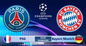 Soi kèo PSG vs Bayern Munich 02h00 ngày 24/08: Ngôi vương về tay ai