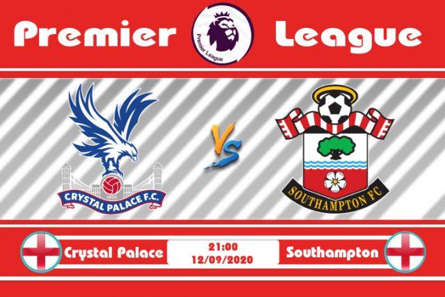 Soi kèo Crystal Palace vs Southampton 21h00 ngày 12/09: Khả năng hòa