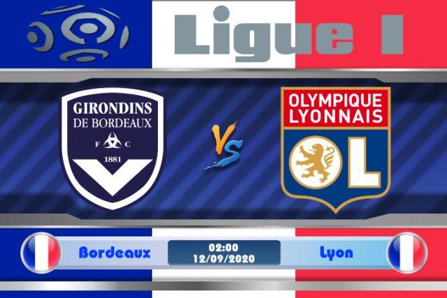Soi kèo Bordeaux vs Lyon 02h00 ngày 12/09: Khó cho đội khách