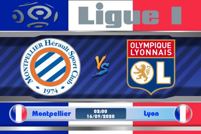 Soi kèo Montpellier vs Lyon 02h00 ngày 16/09: Sư tử lặng tiếng