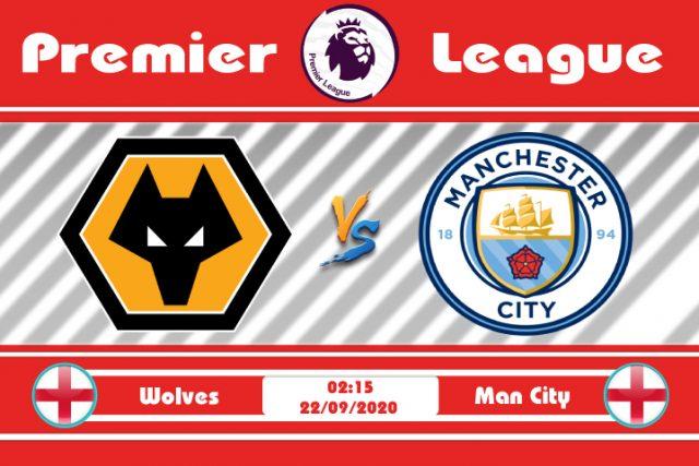 Soi kèo Wolves vs Man City 02h15 ngày 22/09: Hóa giải lời nguyền