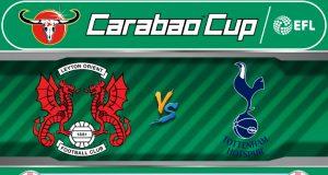 Soi kèo Leyton Orient vs Tottenham 00h00 ngày 23/09: Chiến thắng có thừa