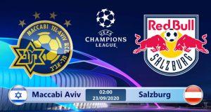 Soi kèo Maccabi Tel Aviv vs Salzburg 02h00 ngày 23/09: Trâu đỏ hung hãng