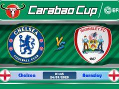 Soi kèo Chelsea vs Barnsley 01h45 ngày 24/09: Lấy trứng chọi đá