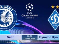 Soi kèo Gent vs Dynamo Kyiv 02h00 ngày 24/09: Cặp đấu duyên nợ