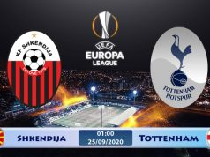 Soi kèo Shkendija vs Tottenham 01h00 ngày 25/09: Nắm chắc phần thắng