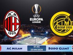 Soi kèo AC Milan vs Bodo Glimt 01h45 ngày 25/09: Kết thúc cuộc chơi