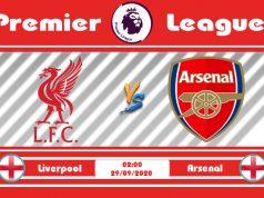 Soi kèo Liverpool vs Arsenal 02h00 ngày 29/09: Lịch sử tái diễn