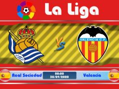 Soi kèo Real Sociedad vs Valencia 00h00 ngày 30/09: Ác mộng của bầy Dơi