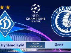 Soi kèo Dynamo Kyiv vs Gent 02h00 ngày 30/09: Cơ hội mong manh