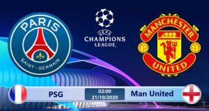 Soi kèo PSG vs Manchester United 02h00 ngày 2110: Cơ hội phục thù