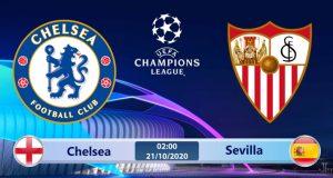 Soi kèo Chelsea vs Sevilla 02h00 ngày 21/10: Kết quả khó lường