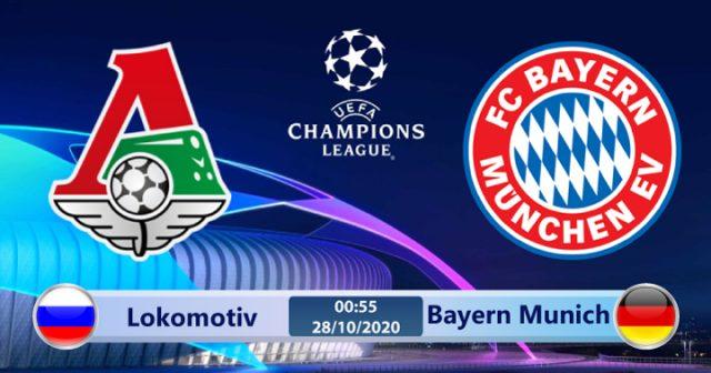 Soi kèo Lokomotiv vs Bayern Munich 00h55 ngày 28/10: Cung điện sụp đổ