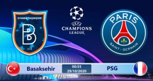 Soi kèo Basaksehir vs PSG 00h55 ngày 29/10: Niềm vui qua mau