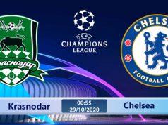 Soi kèo Krasnodar vs Chelsea 00h55 ngày 29/10: Giành lấy 3 điểm