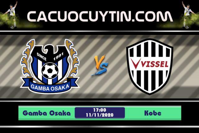 Soi kèo Gamba Osaka vs Kobe 17h00 ngày 11/11: Hoàn cảnh trái ngược