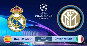 Soi kèo Real Madrid vs Inter Milan 03h00 ngày 04/11: Thử thách nghiệt ngã