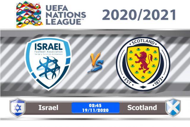Soi kèo Israel vs Scotland 02h45 ngày 18/11: Niềm vui nhân đôi