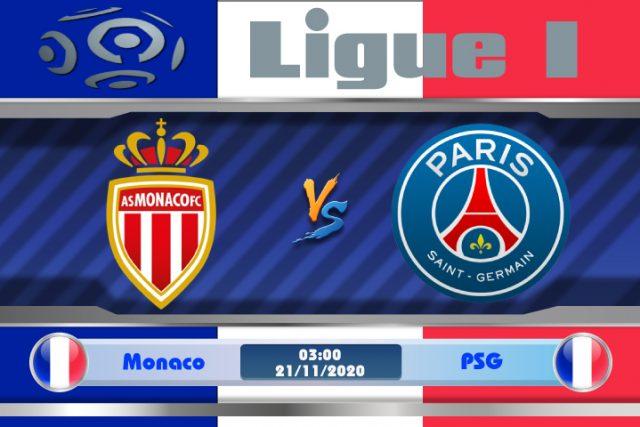 Soi kèo Monaco vs PSG 03h00 ngày 21/11: Cơn mưa bàn thắng