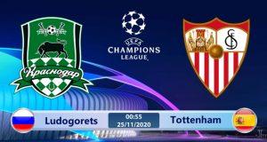 Soi kèo Krasnodar vs Sevilla 00h55 ngày 25/11: Tôn trọng đối thủ